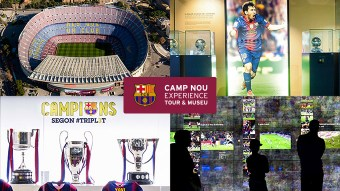 camp nou experience2015